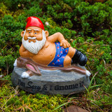 Sexy tuinkabouter 'Im sexy and I gnome it'_