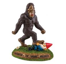 Tuinkabouter Sasquatch Gnomewrecker